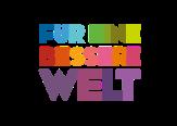 Logo: Für eine bessere Welt
