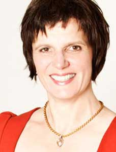 Sabine Siehl: Profilbild bei www.jetztrettenwirdiewelt.de