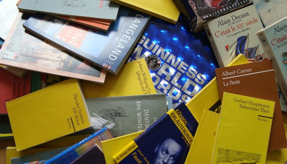 Mach deine Buchinventur auf dem Weg zur knackigen Büchersammlung