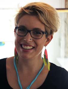 Foodshariment Foodsharing: Anja Bischoff