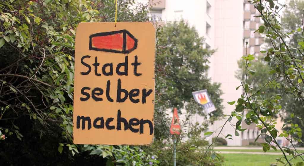 Guerilla Gardening: Stadt selber machen, Kebap, Hamburg Altona