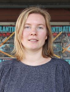 Linn Quante von der anstiftung ertomis und der Reparatur-Initiative
