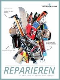 Broschüre über Reparatur-Initiativen in Deutschland