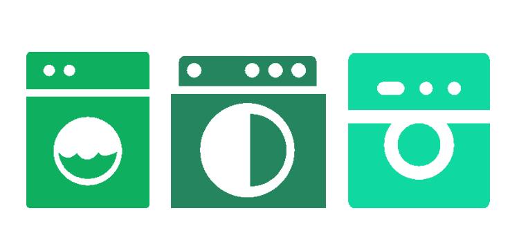 Saubere Sache: Waschmaschine füllen