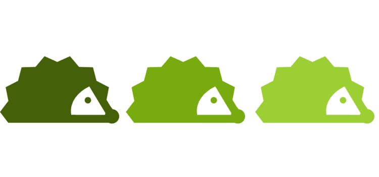 Wilde Orte schaffen: Die Igelhütte