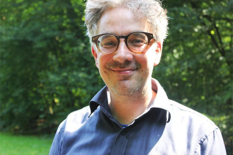 Marek im Interview bei TIDE