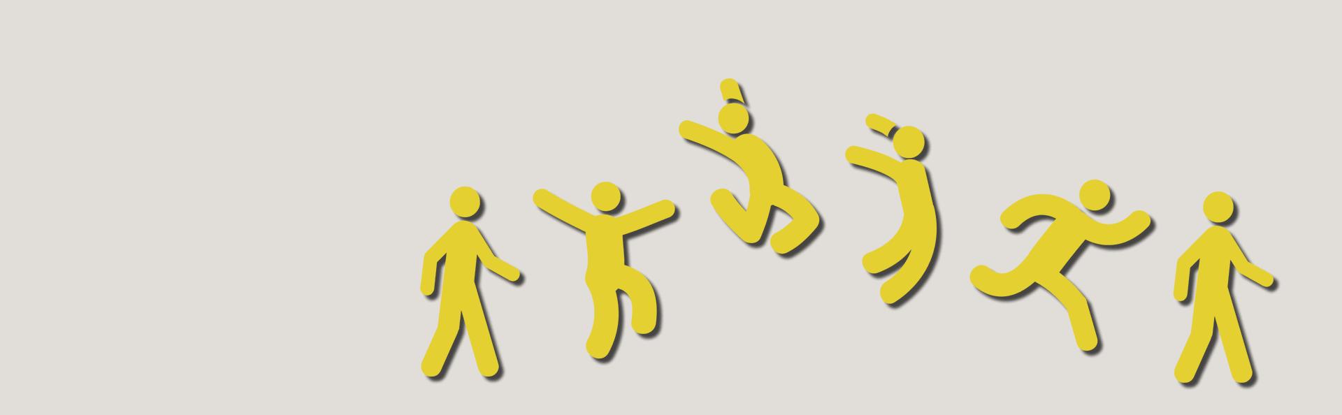 Header zum Themenbereich Körper: Leib trifft Seele: Welche Rolle spielt dein Körper