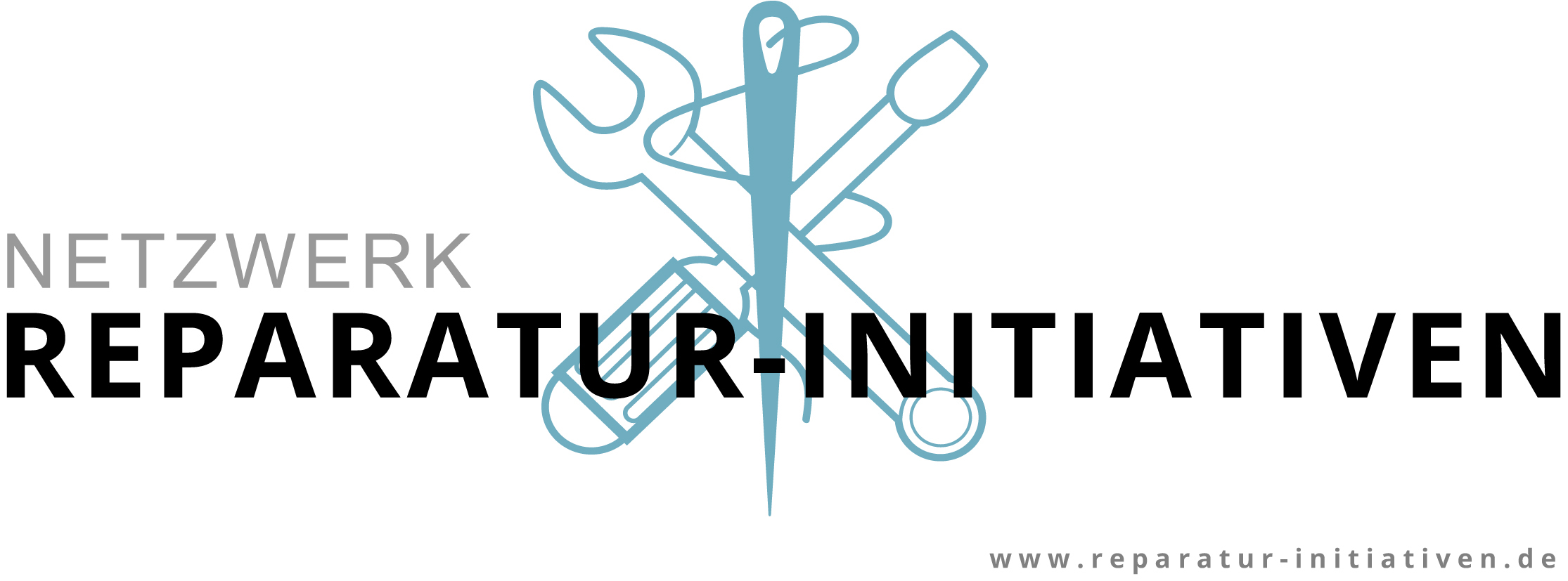 Logo: Netzwerk Reparatur-Initiativen