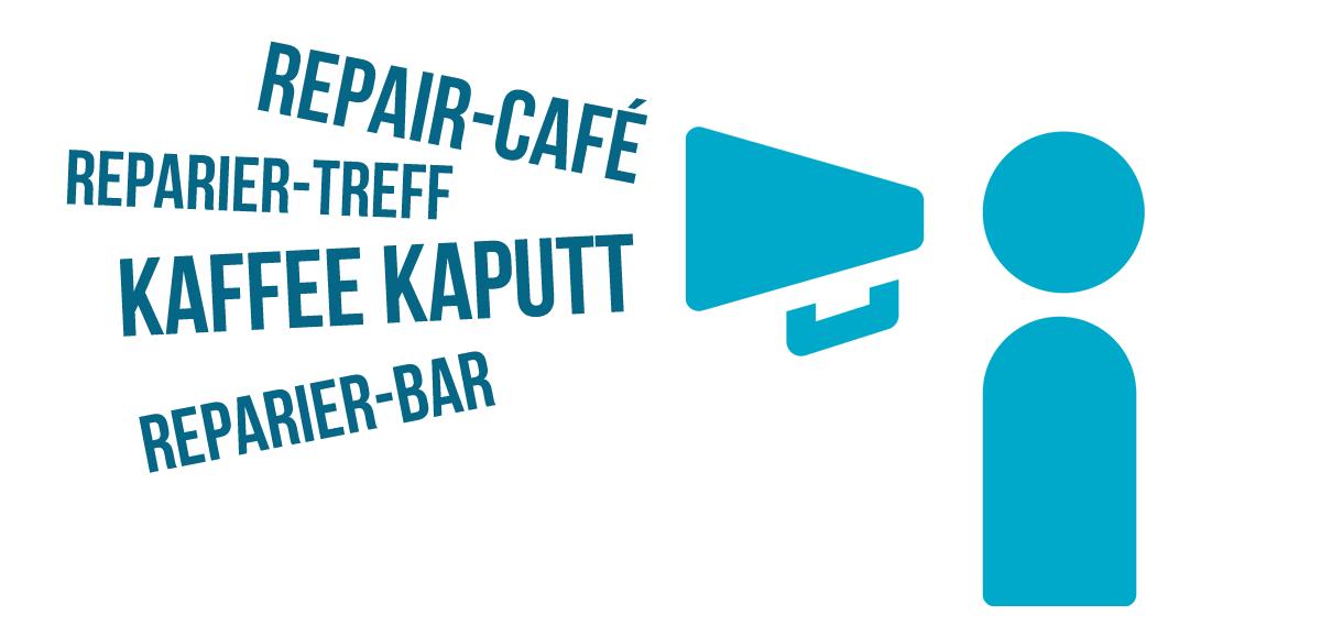 Wie kann ich ein Repair Café selbst machen? Im ersten Schritt geht es darum, Mitstreiter zu finden