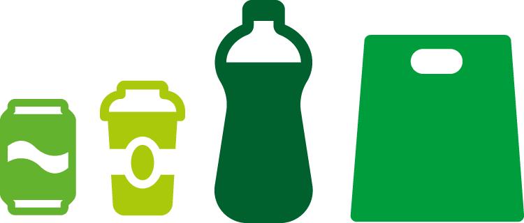 Upcycling-Kunst: Wie du Müll aus dem öffentlichen Raum für eine tolle Aktion einsetzen kannst