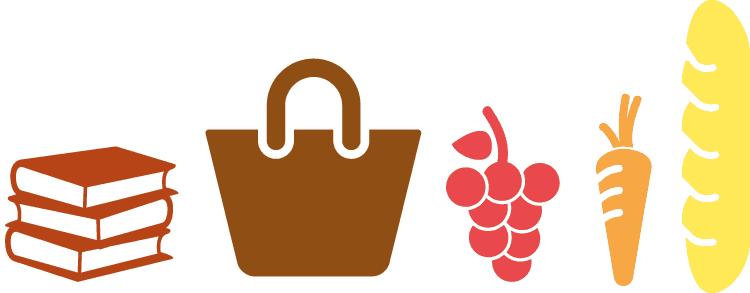Abfall verhindern: Zum Beispiel durch verpackungsfreies Einkaufen