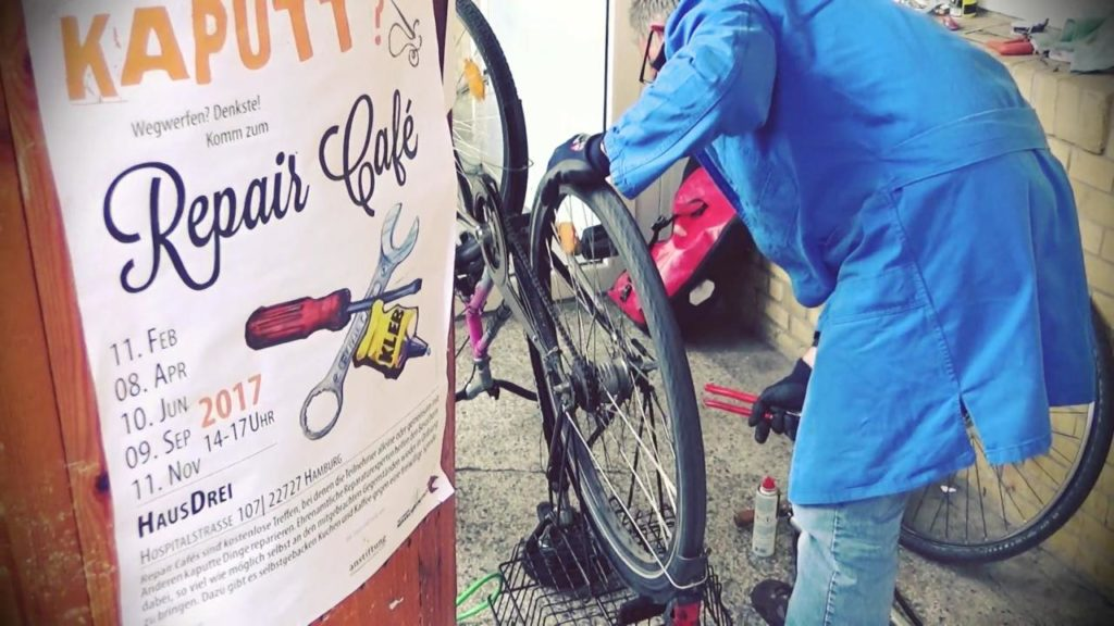 Repair Café: Plakat