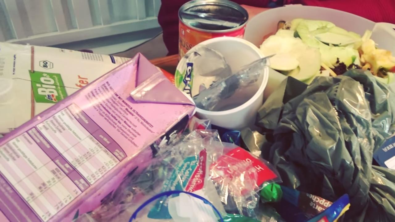 Aktion: Müllfrei leben 2