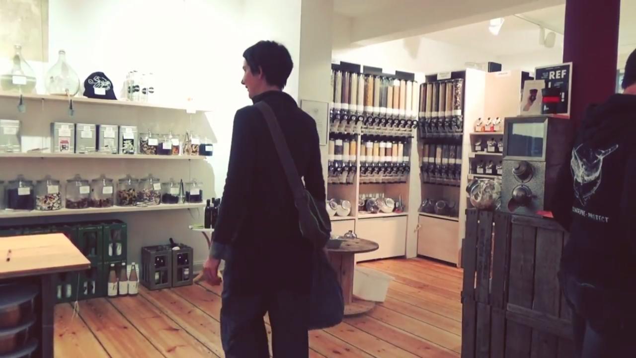 Aktion: Verpackungsfrei einkaufen 5