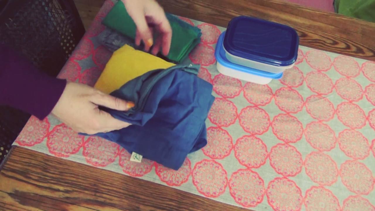Aktion: Verpackungsfrei einkaufen 2