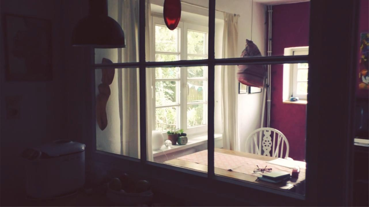 Aktion Wohnglück-Check: In der Küche gibt es kein Fenster