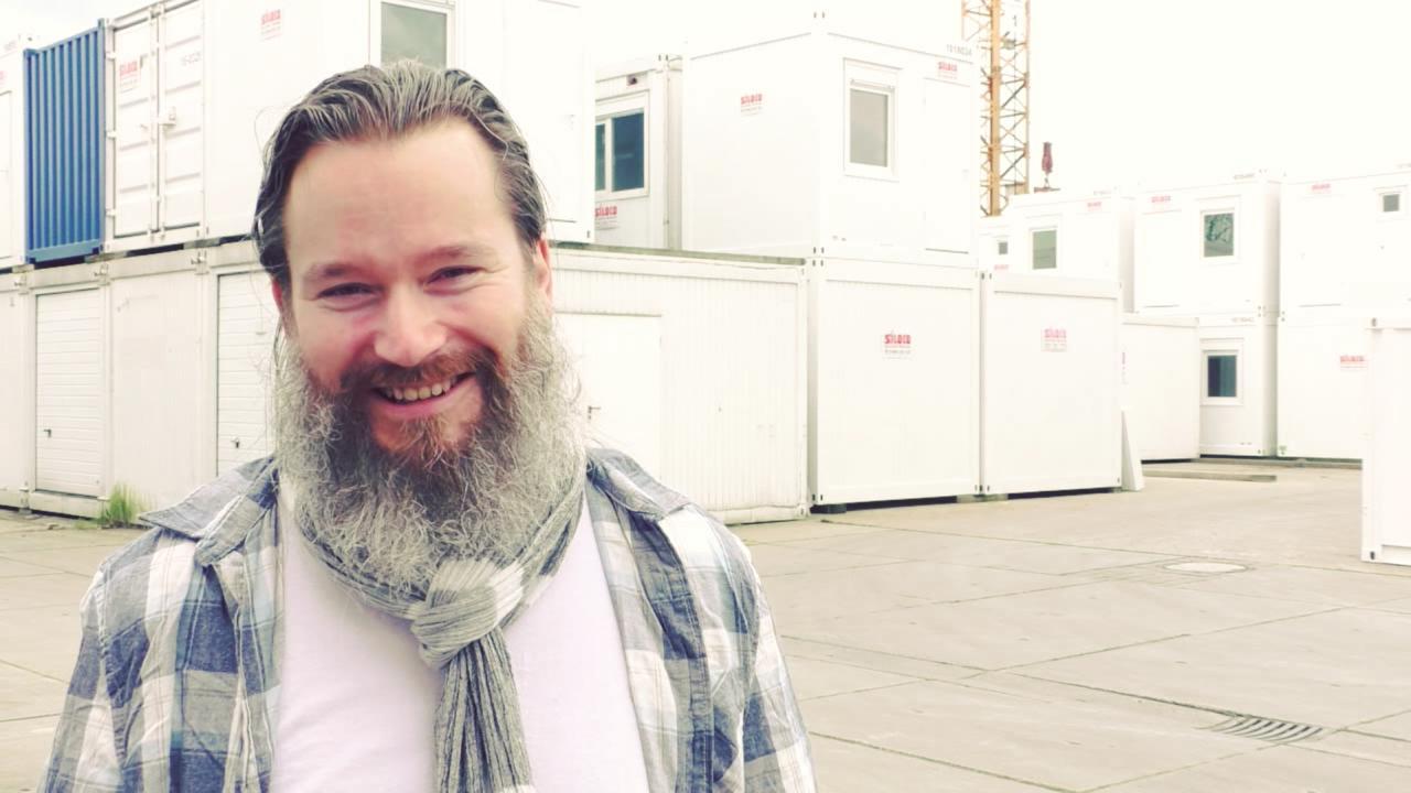 Max Bryan hat eine Bürgerinitiative für Obdachlose gegründet