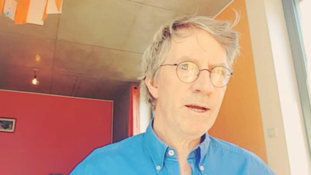 Michael LaFond vom Institut für kreative Nachhaltigkeit