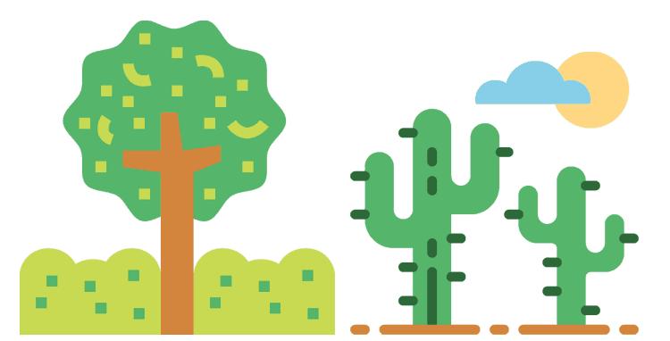 Mein Gartenplan 1: Größe, Form und Lage